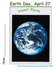 Earth Day, April 27 PowerPoint PPT Presentation