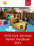 Child Care Services PowerPoint PPT Presentation