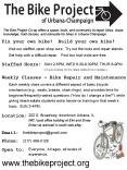 The Bike Project Co-op offers a space, tools, and community to repair bikes, share knowledge, hold classes, and advocate for bikes in Urbana-Champaign. PowerPoint PPT Presentation