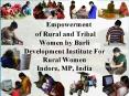 Empowerment  of Rural and Tribal Women by Barli Development Institute For Rural Women Indore, MP, India PowerPoint PPT Presentation