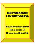KETAHANAN LINGKUNGAN:  Environmental Hazards PowerPoint PPT Presentation