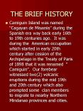 THE BRIEF HISTORY PowerPoint PPT Presentation