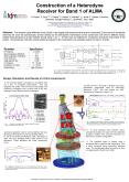 Construction of a Heterodyne receiver for Band 1 of ALMA  N. Reyes1, P. Zorzi1, F. P. Mena1, L. Bronfman2, and J. May2  1 Electrical Engineering Department, Universidad de Chile, Av. Tupper 2007, Santiago, Chile 2 Astronomy Department, Universidad de Chi PowerPoint PPT Presentation