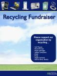 Please support our organization by recycling PowerPoint PPT Presentation