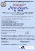 Corso Teorico Pratico Spettrometria di massa GC-MS, ICP-MS, MALDI-TOF, ESI e MS/MS PowerPoint PPT Presentation