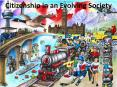 Citizenship in an Evolving Society PowerPoint PPT Presentation