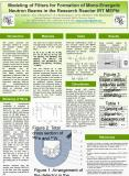 Template to create a scientific poster PowerPoint PPT Presentation