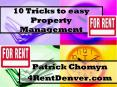 10 Tricks to easy Property Management PowerPoint PPT Presentation