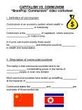 CAPITALISM VS. COMMUNISM PowerPoint PPT Presentation
