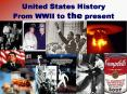 United States History From WWII to the present PowerPoint PPT Presentation