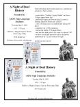 A Night of Deaf History PowerPoint PPT Presentation