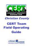 CERT Team PowerPoint PPT Presentation