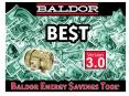 Baldor Energy Savings Tool PowerPoint PPT Presentation