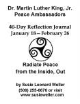 Dr. Martin Luther King, Jr. Peace Ambassadors  40-Day Reflection Journal January 18 PowerPoint PPT Presentation