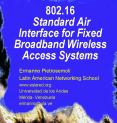 802.16 Standard Air Interface for Fixed Broadband Wireless Access Systems PowerPoint PPT Presentation