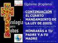 66.- EL CUARTO MANDAMIENTO DE LA LEY DE DIOS ES: HONRAR PowerPoint PPT Presentation