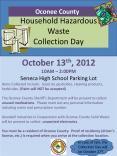 Household Hazardous Waste Collection Day PowerPoint PPT Presentation