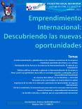 Emprendimiento Internacional:  Descubriendo las nuevas oportunidades PowerPoint PPT Presentation