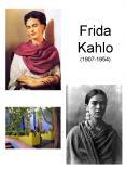 Frida Kahlo (1907-1954) PowerPoint PPT Presentation