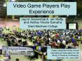 Video Game Players Play Experience PowerPoint PPT Presentation
