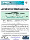 C-FOAM and the 2011 World Conference on Natural Resource Modeling present: PowerPoint PPT Presentation