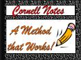 Cornell Notes PowerPoint PPT Presentation