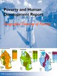 Poverty and Human Development Report Geographic Diversity of Poverty PowerPoint PPT Presentation