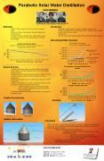 Parabolic Solar Water Distillation PowerPoint PPT Presentation