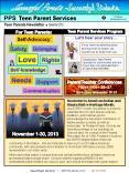 Teen Parent Services PowerPoint PPT Presentation