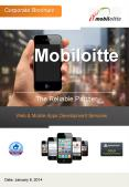 Mobiloitte ! Enterprise Mobile & Web Solutions Corporate Overview PowerPoint PPT Presentation
