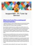 isupport365 - PC Tune Up Service PowerPoint PPT Presentation