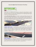 Right Gutter Protection for Your Home from www.gutter-clear.co.uk PowerPoint PPT Presentation