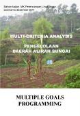 MULTI-CRITERIA ANALYSIS PowerPoint PPT Presentation