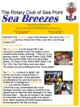 Welcome to the October issue of Sea Breezes! This issue is the Winter Wrap Up... a round up of Sea Point Rotary news from June through October 2010. PowerPoint PPT Presentation