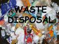 WASTE DISPOSAL PowerPoint PPT Presentation