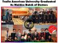 Texila American University Graduated its Maiden Batch of Doctors PowerPoint PPT Presentation