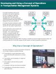 Developing and Using a Concept of Operations in Transportation Management Systems PowerPoint PPT Presentation