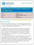 Webinar On Root Cause Analysis - Shutting Down the Alligator Farm PowerPoint PPT Presentation
