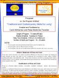 Proposal PowerPoint PPT Presentation