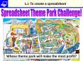 Whose theme park will make the most profit? PowerPoint PPT Presentation