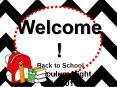 Back to School PowerPoint PPT Presentation