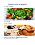 Download Food And Drink Desktop Wallpapers (1) PowerPoint PPT Presentation