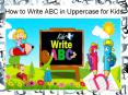 How to Write ABC in Capital Letters - Bforball PowerPoint PPT Presentation