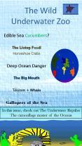 The Wild Underwater Zoo PowerPoint PPT Presentation