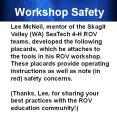 Workshop Safety PowerPoint PPT Presentation