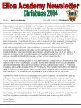 Ellon Academy Newsletter PowerPoint PPT Presentation