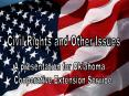 Civil Rights and Other Issues PowerPoint PPT Presentation