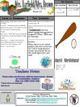 East Central 3rd Grade Newsletter PowerPoint PPT Presentation
