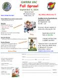 GWRRA VAC Fall Sprawl September 6, 2014  PowerPoint PPT Presentation