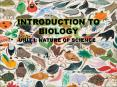 INTRODUCTION TO BIOLOGY PowerPoint PPT Presentation
